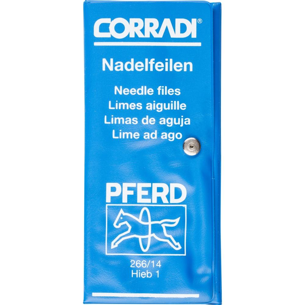 PFERD CORRADI-Nadelfeilen-Set 266/14 140 H1
