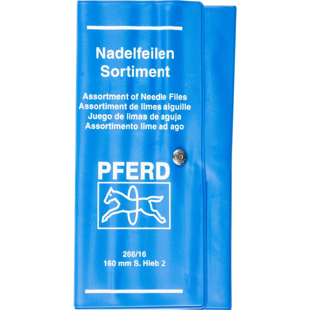 PFERD CORRADI-Nadelfeilen-Set 266/16 160 H2