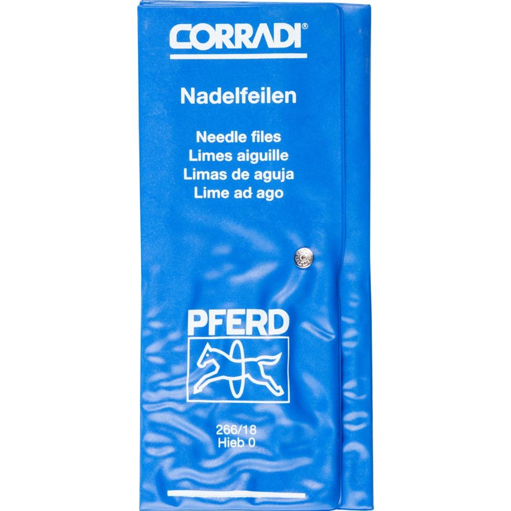 PFERD CORRADI-Nadelfeilen-Set 266/18 180 H0