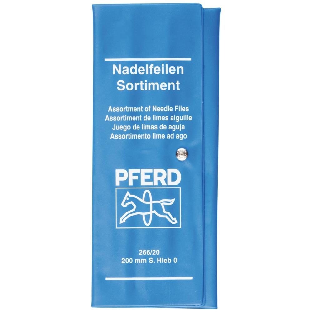PFERD CORRADI-Nadelfeilen-Set 266/20 200 H0