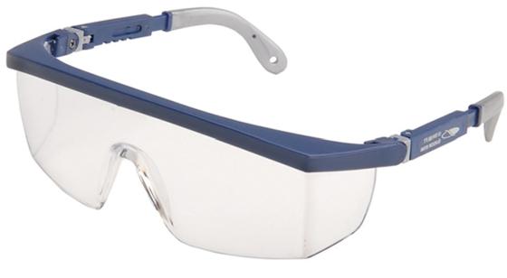 Schutzbrille m. Seitenschutz