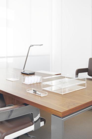 LED-Tischleuchte,12xLED 10 W,kaltweiß,B,dimmbar,Kopf dreh-/neigbar,Arm L 420mm,Standfuß,silber