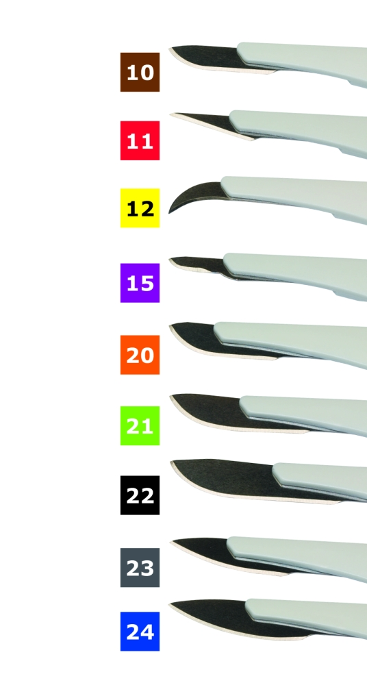 Einmal-Skalpelle Fig. Cutfix® steril VE=10 - 2