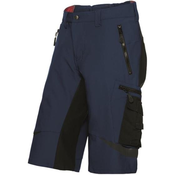 BP® Superstretch-Shorts für Herren 1863-620-1432 nachtblau/schwarz