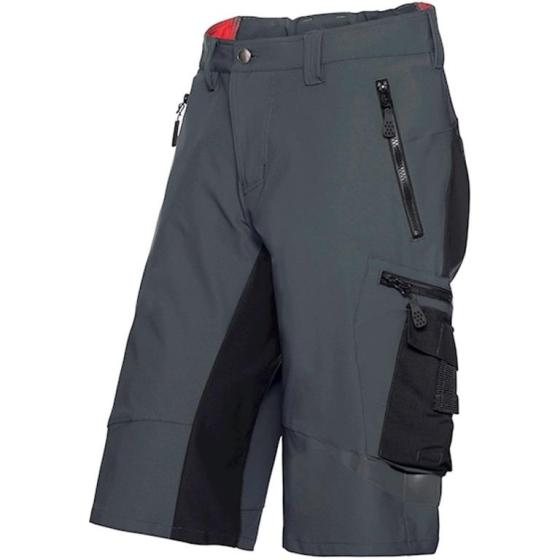 BP® Superstretch-Shorts für Herren 1863-620-5632 anthrazit/schwarz
